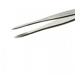 MEDSPO Dental  Adson Needle Tweezer Tissue & Dressing Forceps Medical Lab Instruments