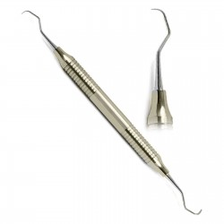 Dental Gracey Curettes Surgical Periodontal Root Planing Scaling Scaler Set Of 7