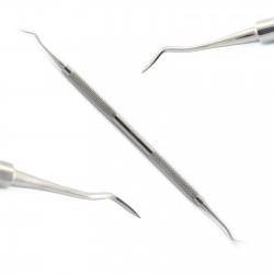 Dental Composite Hollenback Carver Filling Amalgam Wax Restorations Contouring