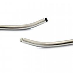 Bone Gragt Syringe Implant Dental Instruments Diameter Ring Handle Syringe Curved