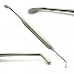 Dental Bone Spoon Grafting Plugger Surgical Impant Packer Perodontal Instruments