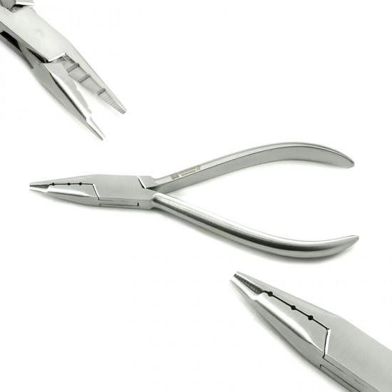 Jarabak Orthodontic Pliers Archwire Bending Precise Tight Loop Forming Dental Plier