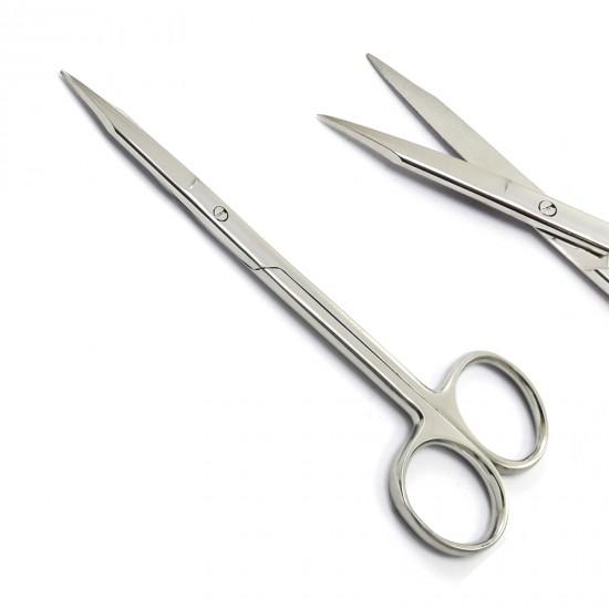 Dental Goldman Fox Scissors Straight 13cm Dental Surgical Stainless CE Medspo