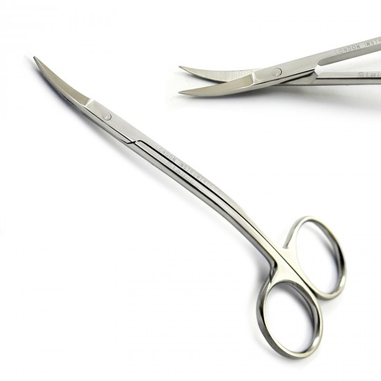 Dental Lagrange Scissor 11.5cm Super Cut Sharp Surgical Tissue Micro Gum Shears Medspo