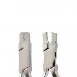 Lingual Arch Forming Pliers Wire Adjusting Orthodontic Stainless Steel Instruments
