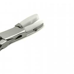Flat Nylon Pad Jaws Pliers Jewelry Watch Making Optical Instruments