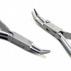 Orthodontic Weingart utility pliers slim TC Dental Arch Wire Braces Bending Holding Instruments