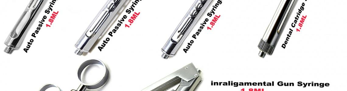 Aspirators Instruments